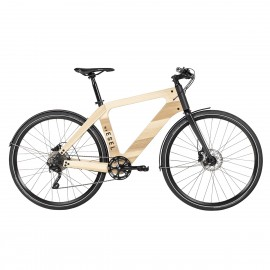 My Esel E-Tour Diamant - Holzbike