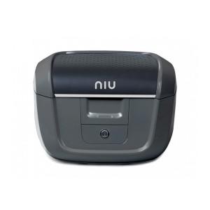 NIU N1 Top Case inkl. Gepäckträger - schwarz