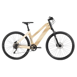 My Esel E-Cross Comfort - Holzbike