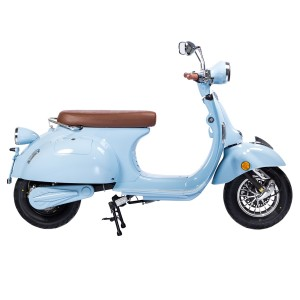 Electrowheels eClassic Scooter - Hellblau