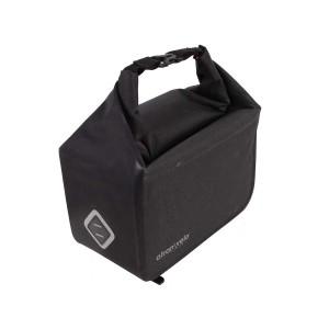 Atranvelo TRAVEL - TOP BAG Fahrradtasche (Top; AVS) grau / schwarz