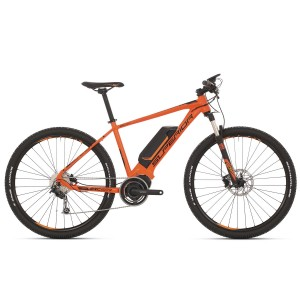 Superior eXC 889  - matt orange / schwarz