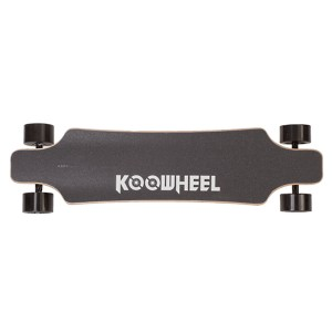 Koowheel eLongboard - schwarz