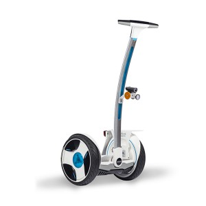 Ninebot E+ mit Straßenzulassung - weiß