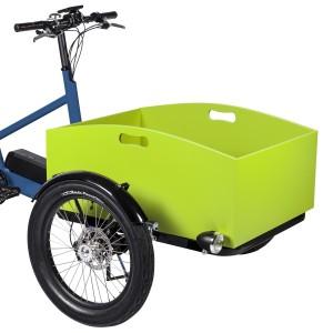 Box für Electrowheels eSwap - grün