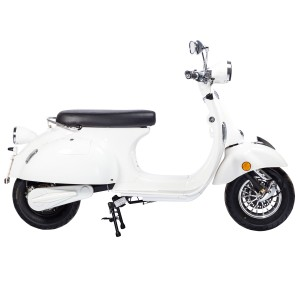 Electrowheels eClassic Scooter - weiss