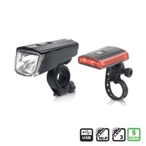 XLC Comp LED Beleuchtungsset Titania